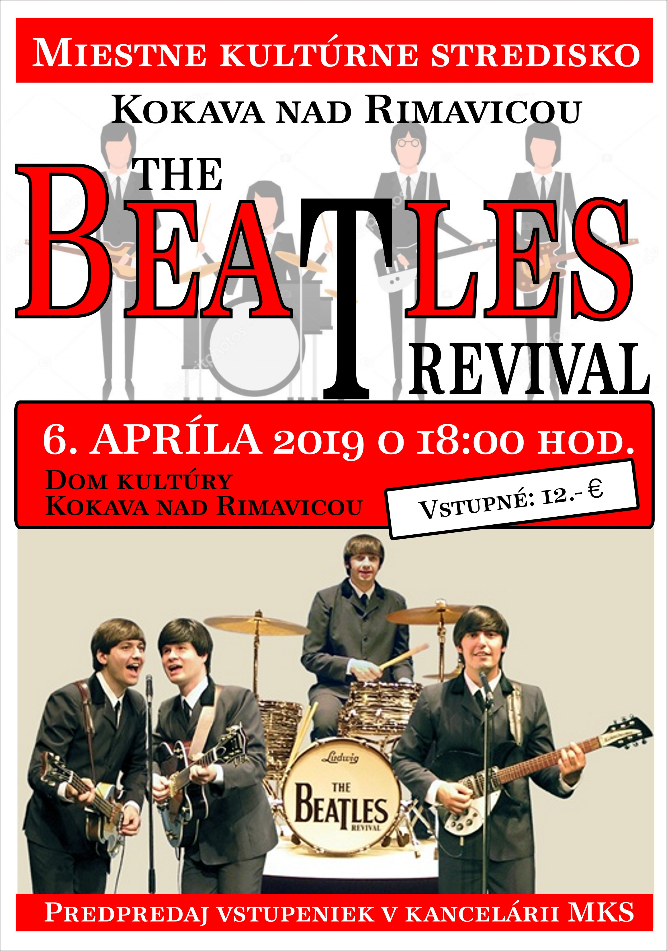 THE BEATLES REVIVAL-graphic